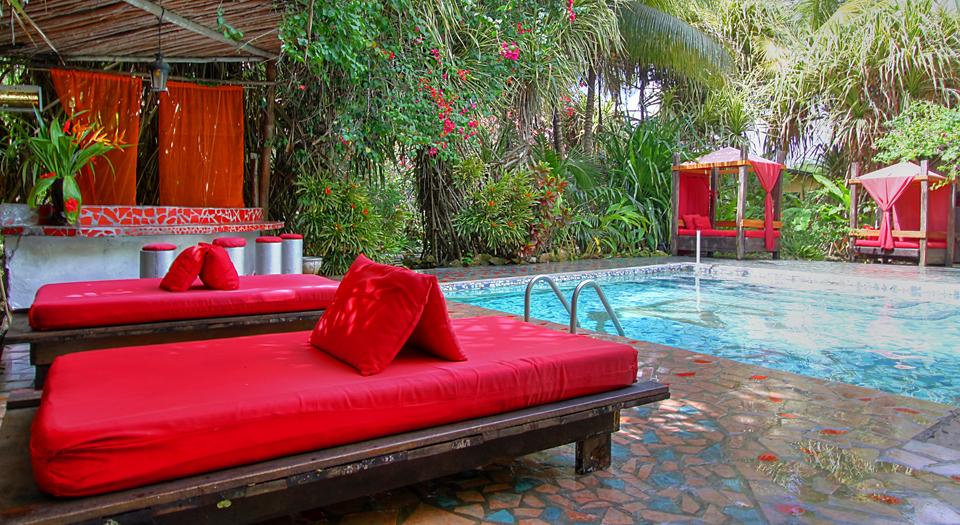 Resort Amenities Maruba Resort Jungle Spa
